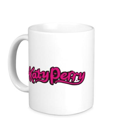 Керамическая кружка Katy Perry