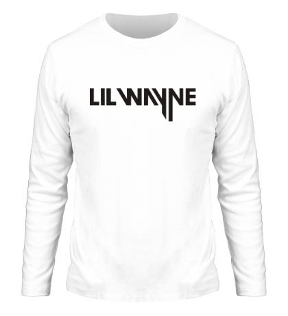 Мужской лонгслив Lil Wayne