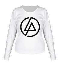 Женский лонгслив Linkin Park Symbol