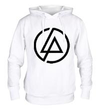Толстовка с капюшоном Linkin Park Symbol