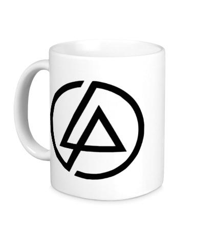 Керамическая кружка Linkin Park Symbol