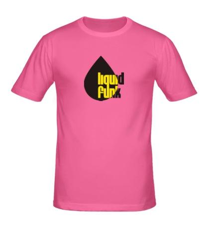 Мужская футболка Liquid Funk