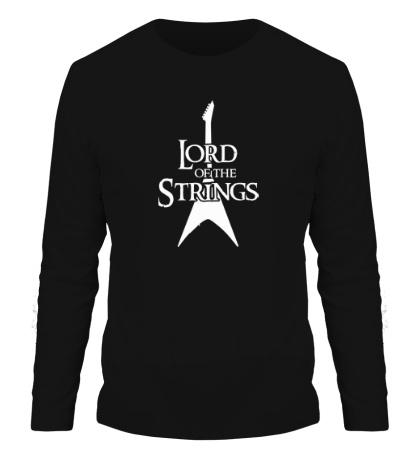 Мужской лонгслив Lord of the Strings