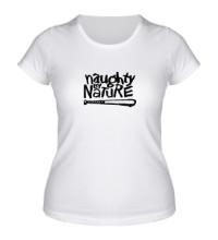 Женская футболка Naughty by Nature