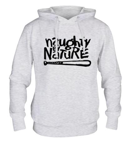 Толстовка с капюшоном Naughty by Nature
