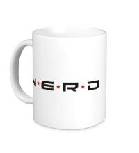 Керамическая кружка N.E.R.D