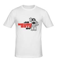 Мужская футболка Neuro Bots