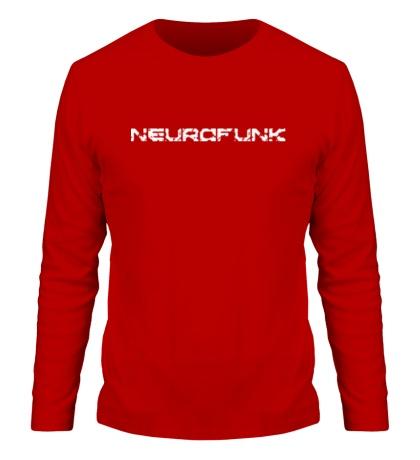 Мужской лонгслив Neurofunk