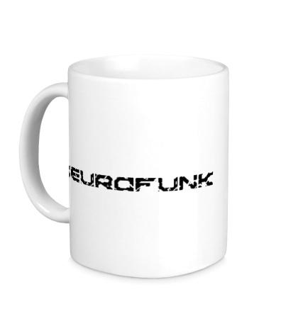 Керамическая кружка Neurofunk