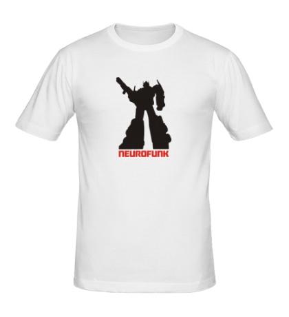 Мужская футболка Neurofunk Autobot