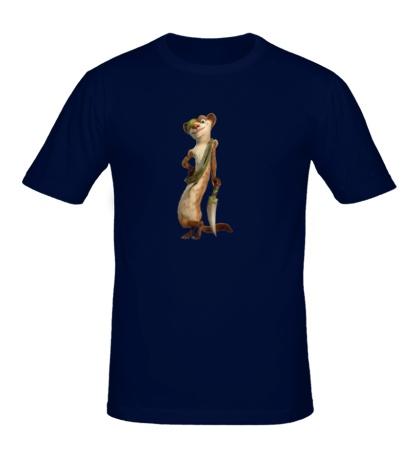 Мужская футболка Бак