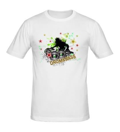 Мужская футболка Real DnB