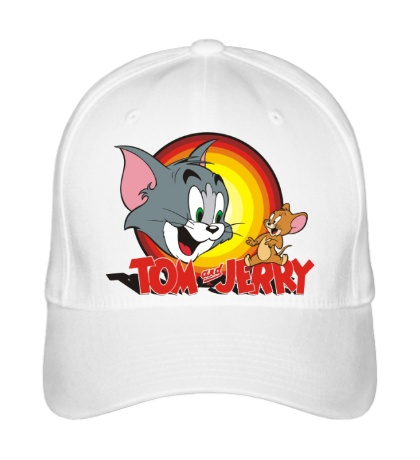 Бейсболка Tom & Jerry