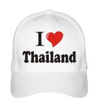 Бейсболка I love thailand