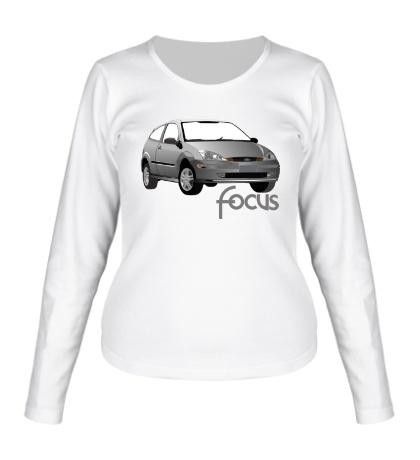 Женский лонгслив Ford Focus