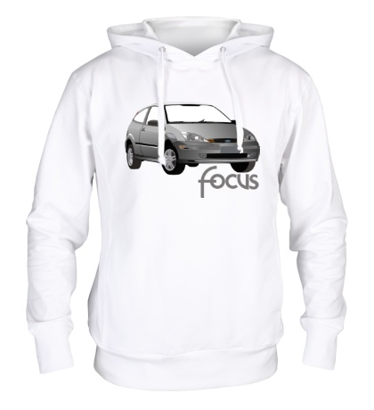 Толстовка с капюшоном Ford Focus
