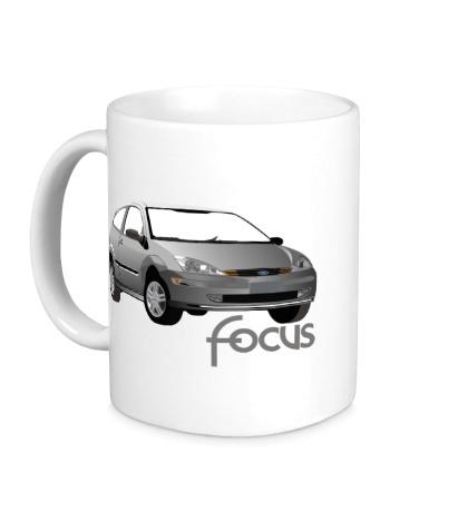 Керамическая кружка Ford Focus