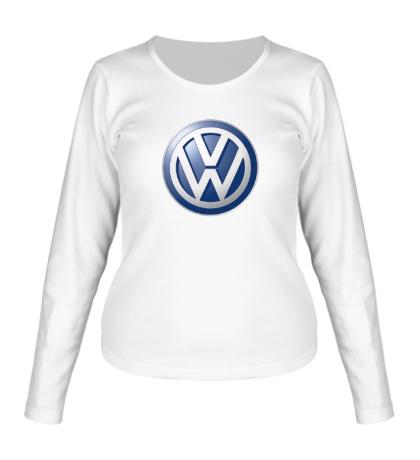 Женский лонгслив Volkswagen