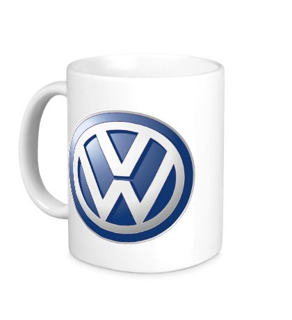 Керамическая кружка Volkswagen