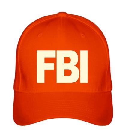 Бейсболка FBI Glow
