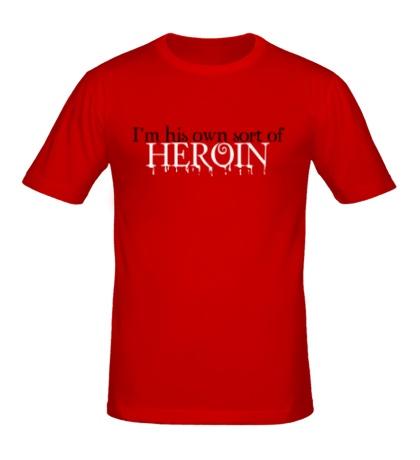 Мужская футболка Twilight HEROIN