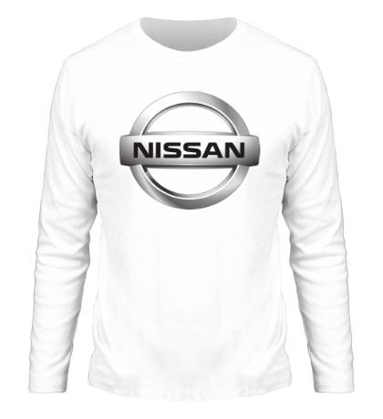 Мужской лонгслив Nissan