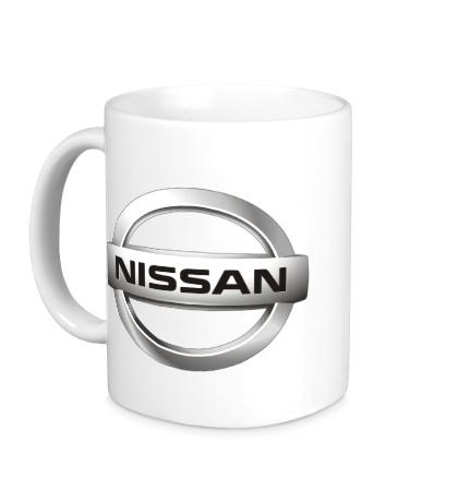 Керамическая кружка Nissan