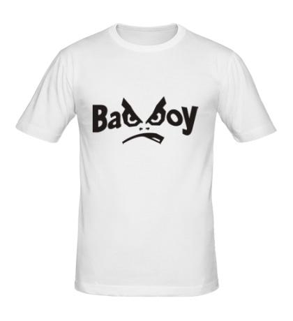 Мужская футболка Bad Boy Smile