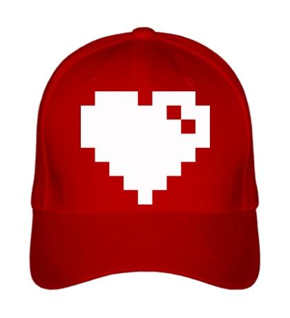 Бейсболка Сердце