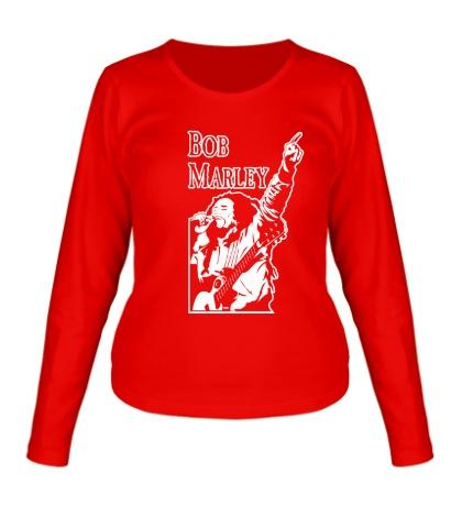 Женский лонгслив Bob Marley: Great Hits