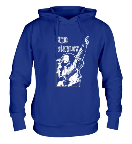 Толстовка с капюшоном Bob Marley: Great Hits