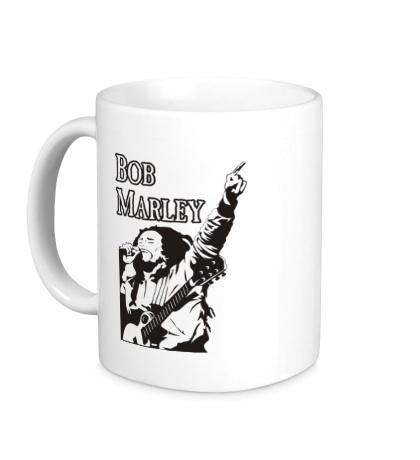Керамическая кружка Bob Marley: Great Hits