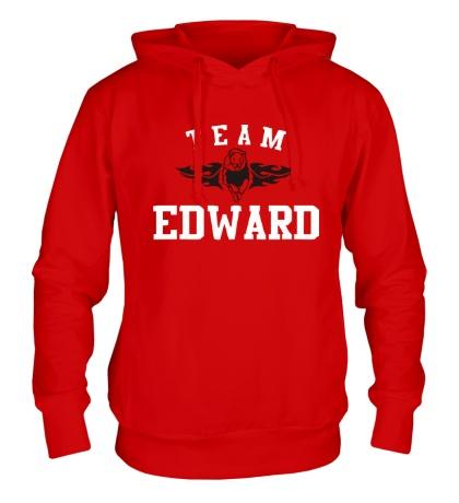 Толстовка с капюшоном Team Edward