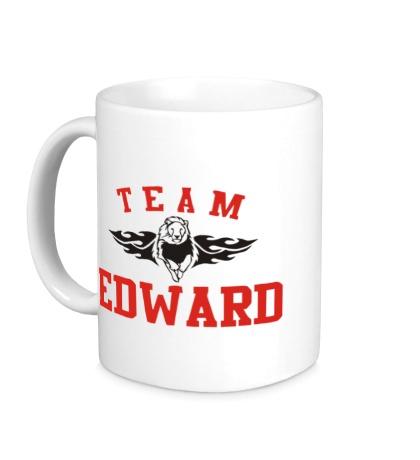 Керамическая кружка Team Edward