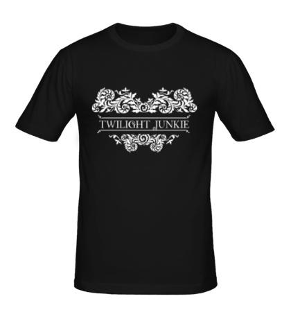 Мужская футболка Twilight Junkie