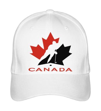Бейсболка Canada Hockey