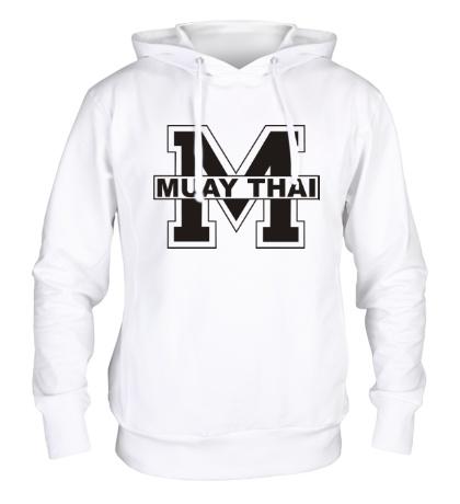 Толстовка с капюшоном Muay Thai Symbol