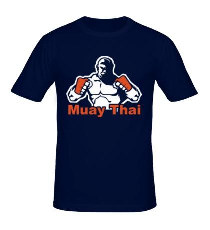 Мужская футболка Muay Thai Power