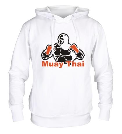 Толстовка с капюшоном Muay Thai Power