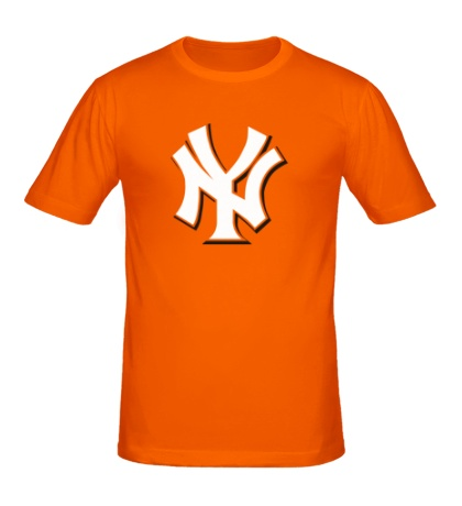 Мужская футболка Нью-Йорк Янкиз