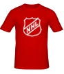 Мужская футболка «NHL» - Фото 1