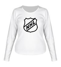 Женский лонгслив NHL