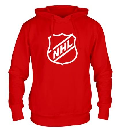 Толстовка с капюшоном NHL