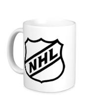 Керамическая кружка NHL