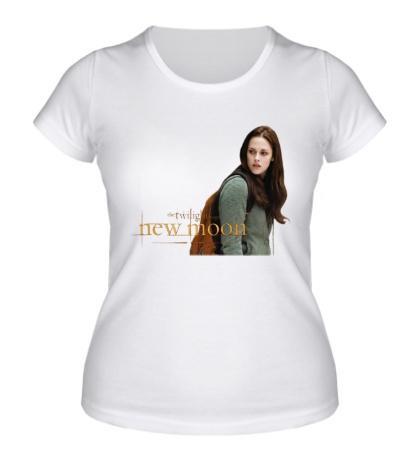 Женская футболка Сумерки: Новолуние