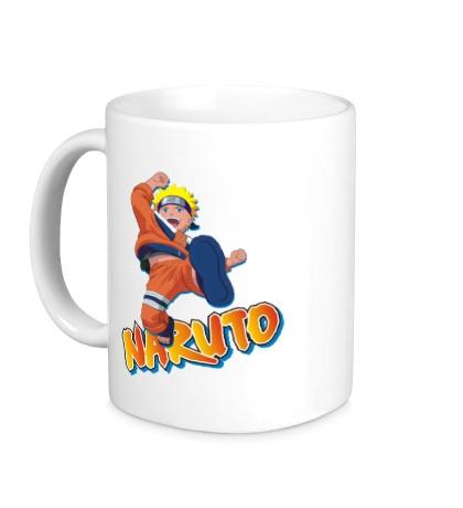 Керамическая кружка Naruto