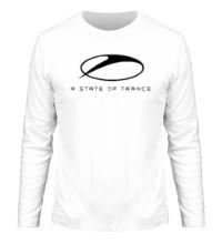 Мужской лонгслив A state of trance