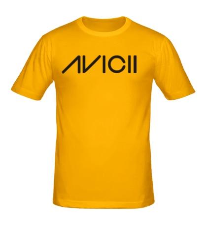 Мужская футболка Avicii