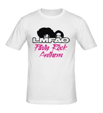 Мужская футболка LMFAO: Party Rock Anthem