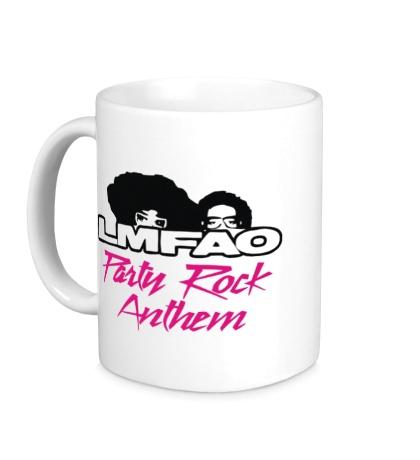 Керамическая кружка LMFAO: Party Rock Anthem